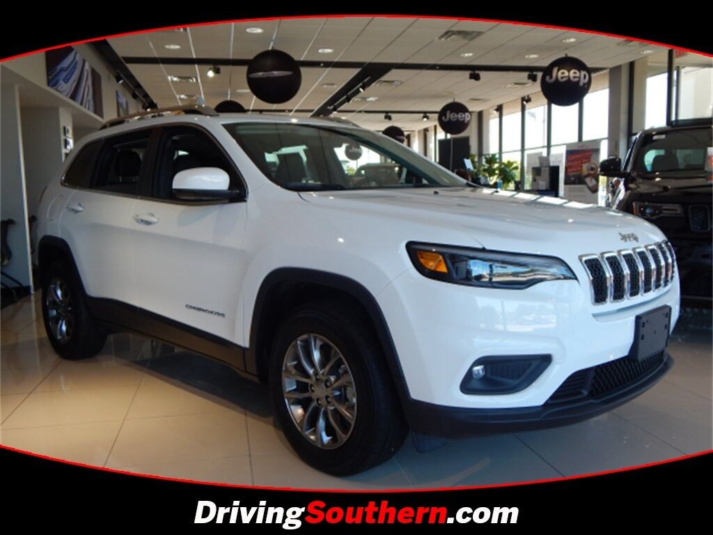 2020 Jeep Cherokee Latitude Plus Chesapeake VA