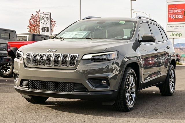 2020 Jeep Cherokee Latitude Plus Las Vegas NV