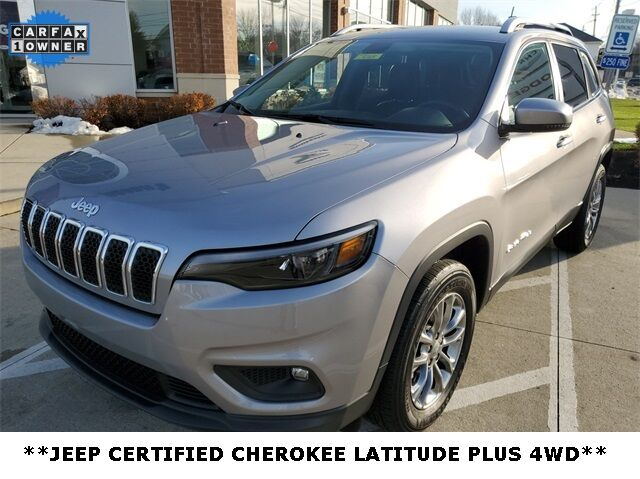 2020 Jeep Cherokee Latitude Plus Mayfield Village OH