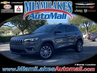 2020 Jeep Cherokee Latitude Plus Miami Lakes FL