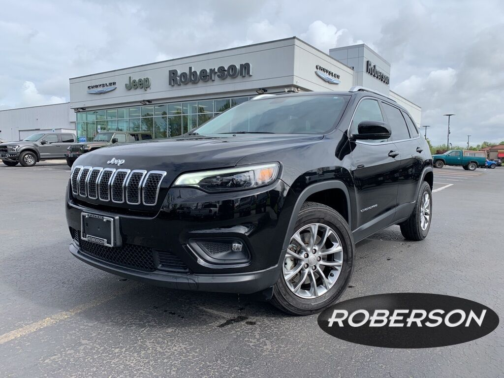 2020 Jeep Cherokee Latitude Plus Salem OR
