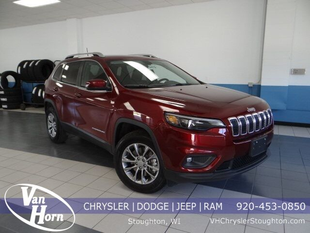 2020 Jeep Cherokee Latitude Plus Stoughton WI