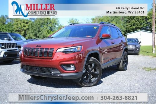 2020 Jeep Cherokee Latitude Plus Martinsburg