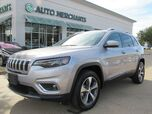 2020 Jeep Cherokee Limited 4WD, PUSH BUTTON START, APPLE CAR PLAY, BACKUP CAM