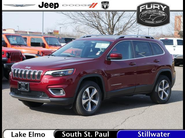 2020 Jeep Cherokee Limited 4x4 Stillwater MN
