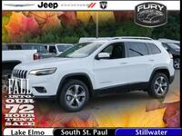 Jeep Cherokee Limited 4x4 2020