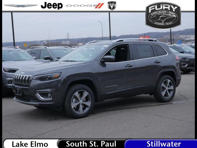 2020 Jeep Cherokee Limited 4x4 St. Paul MN