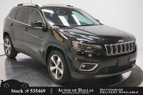 Jeep Cherokee Limited CAM,HTD STS,PARK ASST,BLIND SPOT,18IN WLS 2020