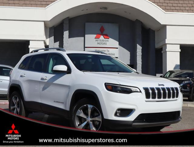 2020 Jeep Cherokee Limited Costa Mesa CA