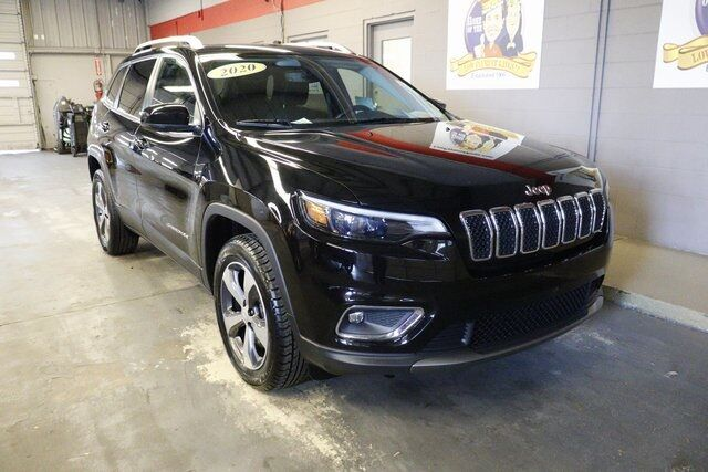 2020 Jeep Cherokee Limited Davenport FL