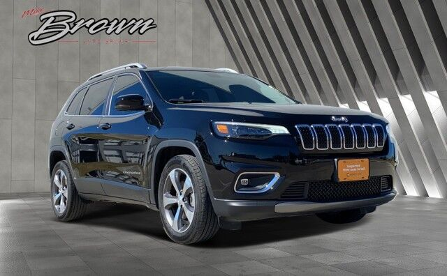 2020 Jeep Cherokee Limited Granbury TX