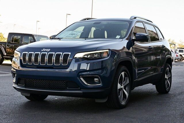 2020 Jeep Cherokee Limited Las Vegas NV