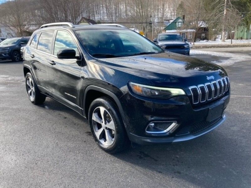 2020 Jeep Cherokee Limited Little Valley NY