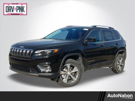 2020 Jeep Cherokee Limited Littleton CO