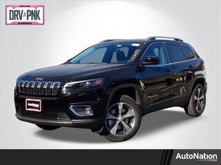 2020_Jeep_Cherokee_Limited_ Littleton CO