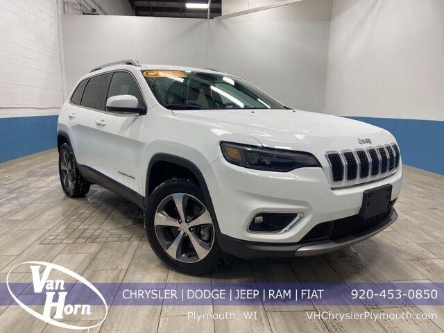 2020 Jeep Cherokee Limited Milwaukee WI