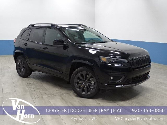 2020 Jeep Cherokee Limited Plymouth WI