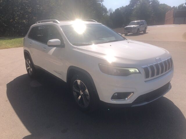 2020 Jeep Cherokee Limited Raleigh NC