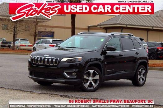 2020_Jeep_Cherokee_Limited_ Aiken SC