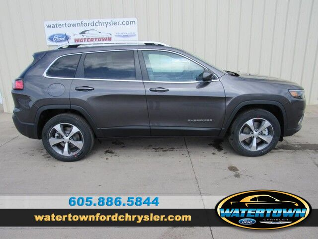 2020 Jeep Cherokee Limited Watertown SD