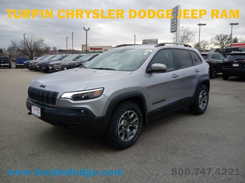 2020 Jeep Cherokee NORTH EDITION 4X4 Dubuque IA
