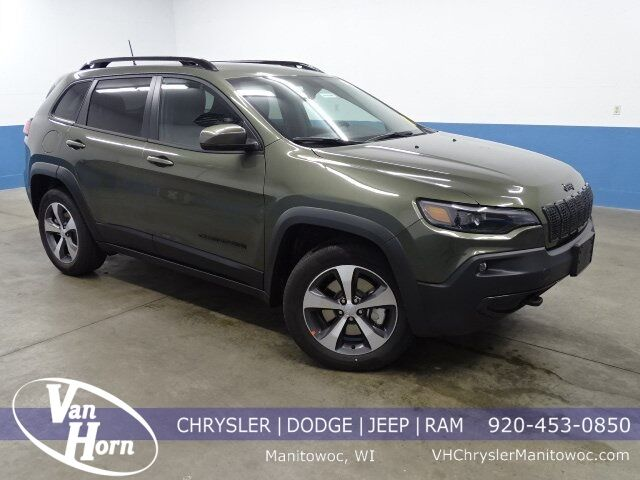 2020 Jeep Cherokee NORTH EDITION 4X4 Manitowoc WI