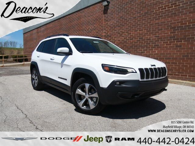 2020 Jeep Cherokee NORTH EDITION 4X4 Mayfield Village OH