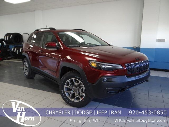 2020 Jeep Cherokee NORTH EDITION 4X4 Stoughton WI