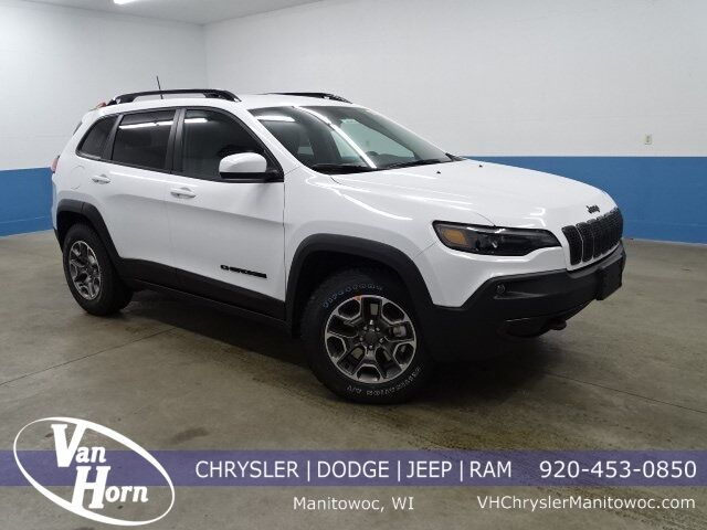 2020 Jeep Cherokee North Plymouth WI