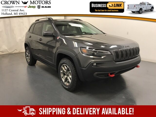 2020 Jeep Cherokee TRAILHAWK 4X4 Holland MI