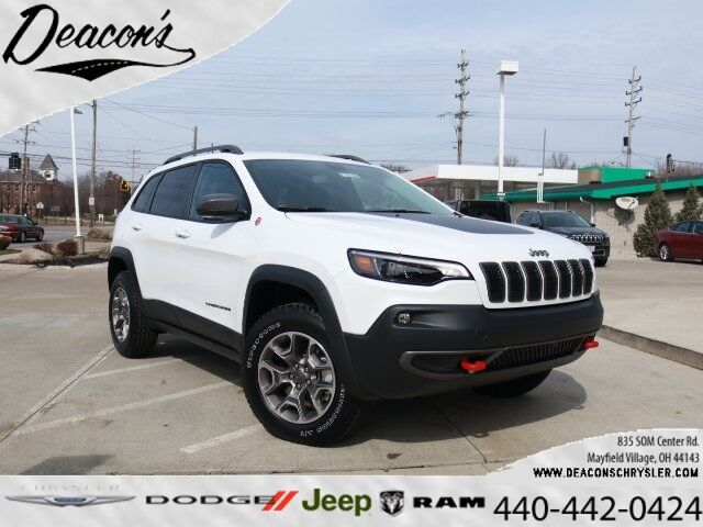 2020 Jeep Cherokee TRAILHAWK 4X4 Mayfield Village OH