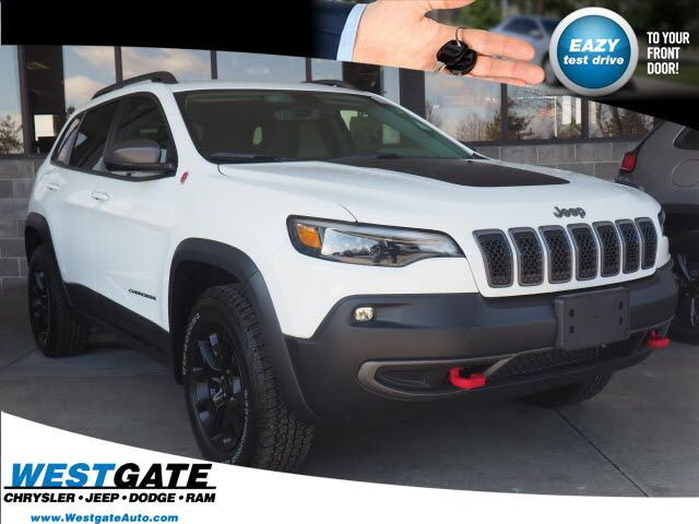 2020 Jeep Cherokee TRAILHAWK 4X4 Plainfield IN