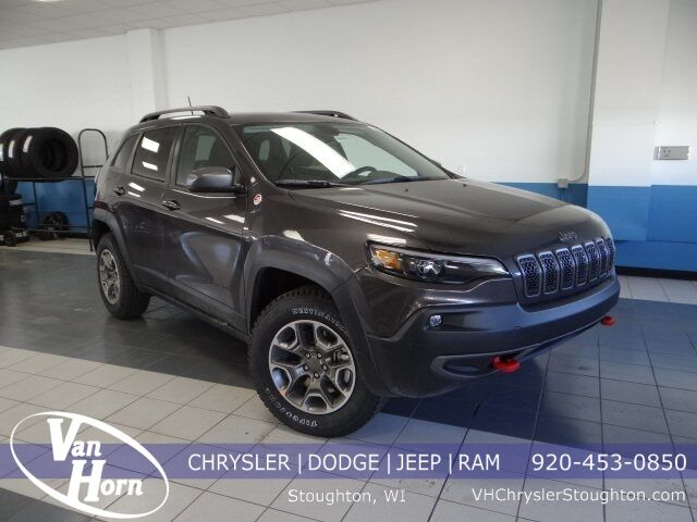 2020 Jeep Cherokee TRAILHAWK 4X4 Plymouth WI