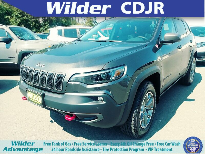 2020 Jeep Cherokee TRAILHAWK 4X4 Port Angeles WA