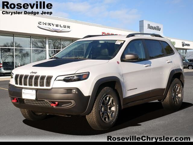 2020 Jeep Cherokee TRAILHAWK 4X4 Roseville MN