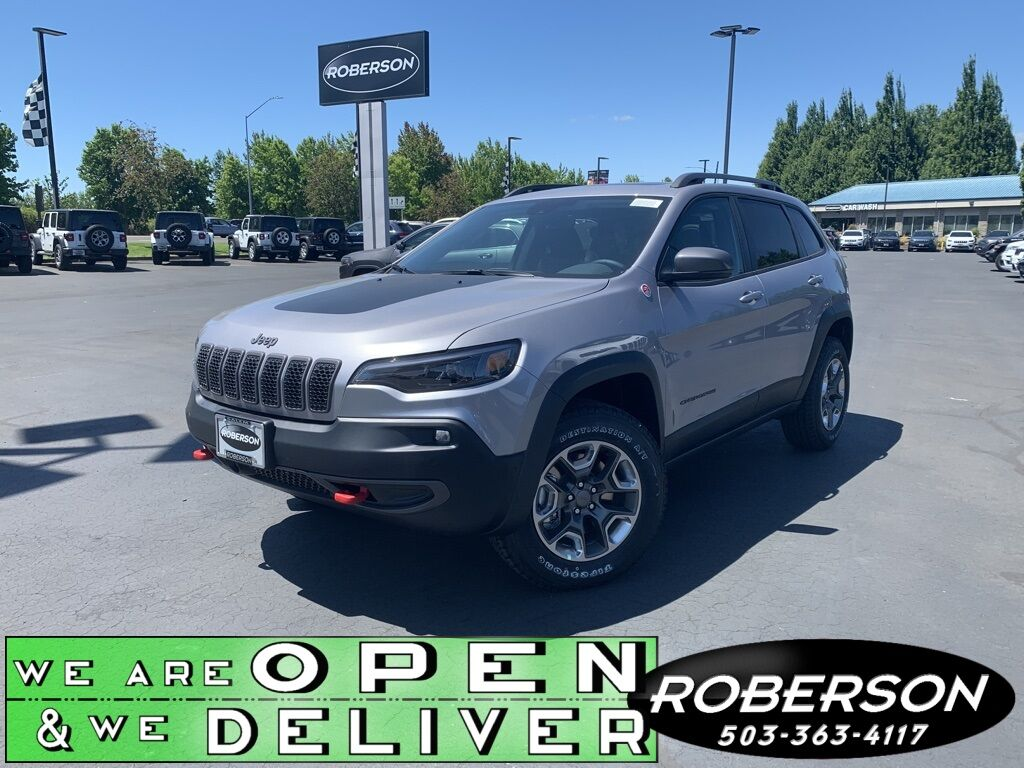 2020 Jeep Cherokee TRAILHAWK 4X4 Salem OR
