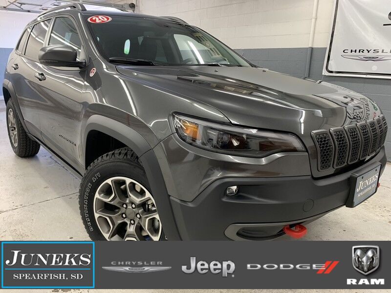 2020 Jeep Cherokee TRAILHAWK 4X4 Spearfish SD