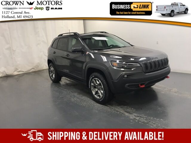 2020 Jeep Cherokee TRAILHAWK ELITE 4X4 Holland MI