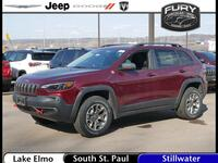 Jeep Cherokee Trailhawk 4x4 2020