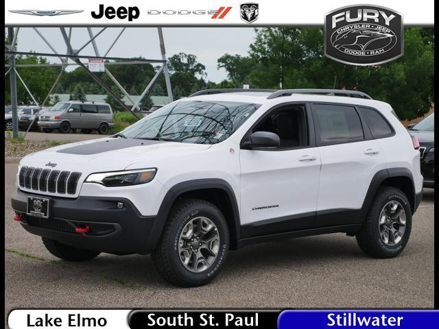 2020 Jeep Cherokee Trailhawk 4x4 St. Paul MN