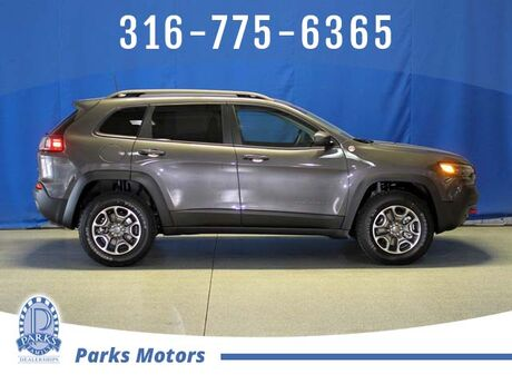 2020 Jeep Cherokee Trailhawk Wichita KS