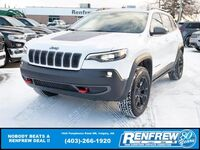 Jeep Cherokee Trailhawk 2020