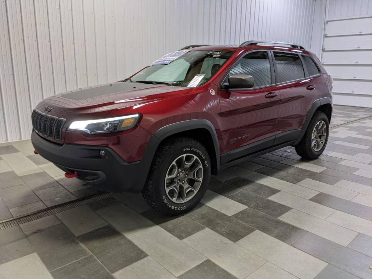 2020 Jeep Cherokee Trailhawk Duncansville PA