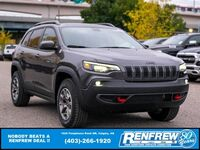 Jeep Cherokee Trailhawk Elite 2020