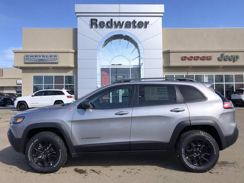 2020_Jeep_Cherokee_Trailhawk Elite_ Redwater AB
