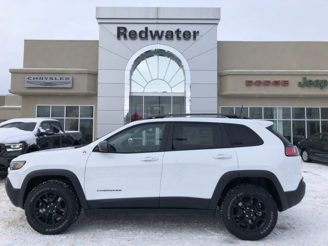 2020 Jeep Cherokee Trailhawk Elite Redwater AB
