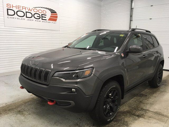2020 Jeep Cherokee Trailhawk Elite Sherwood Park AB