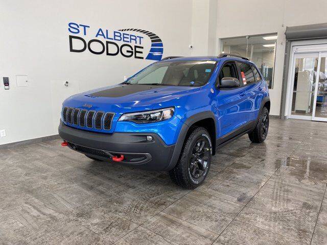 2020 Jeep Cherokee Trailhawk Elite St. Albert AB