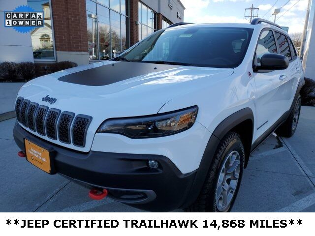 2020 Jeep Cherokee Trailhawk Mayfield Village OH