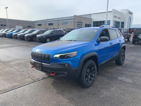 2020 Jeep Cherokee Trailhawk Milwaukee and Slinger WI
